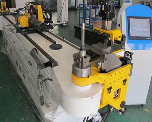 天津购买全自动弯管机的客户