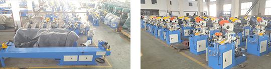 投身于管件加工设备研发制造的弯管机厂家