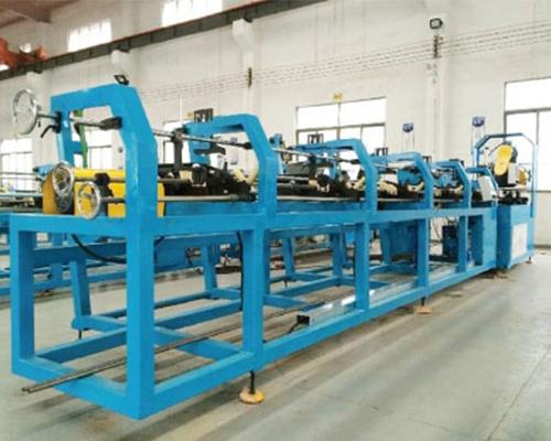 管类加工自动化生产线