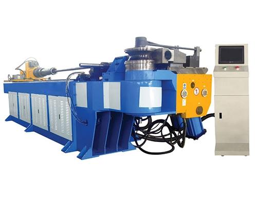 CNC控制液压弯管机(DW-130CNC)