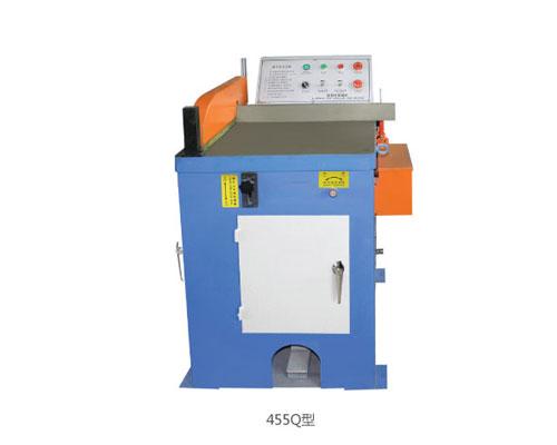 半自动铝型材切割机455Q型